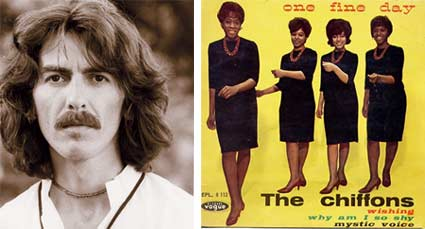 harrisonchiffons 01 George Harrison vs. The Chiffons My Sweet Lord Lawsuit